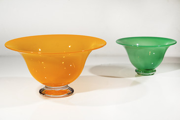 SOLD - Wilke Adolfsson Glass Bowls