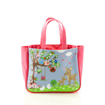 Bobble Art Small Woodland Tote