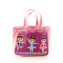 Bobble Art Ballerina Small Tote