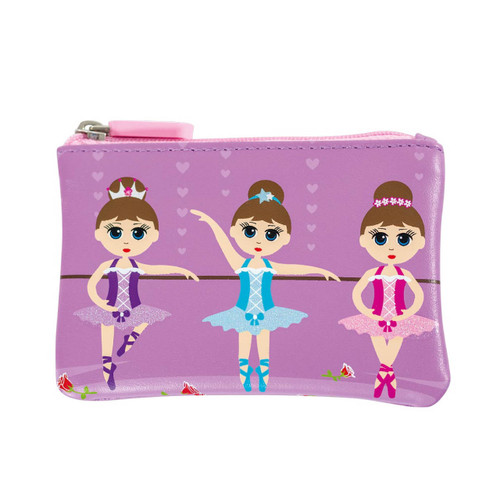Bobble Art Ballerina Wallet