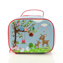 Bobble Art Woodland Lunch Box