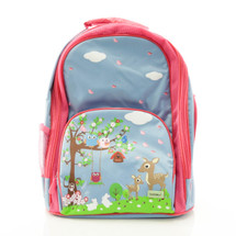 Bobble Art Woodland Large School Backpack