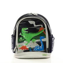 Bobble Art Dinosaur Large Poly Vinyl Backpack
