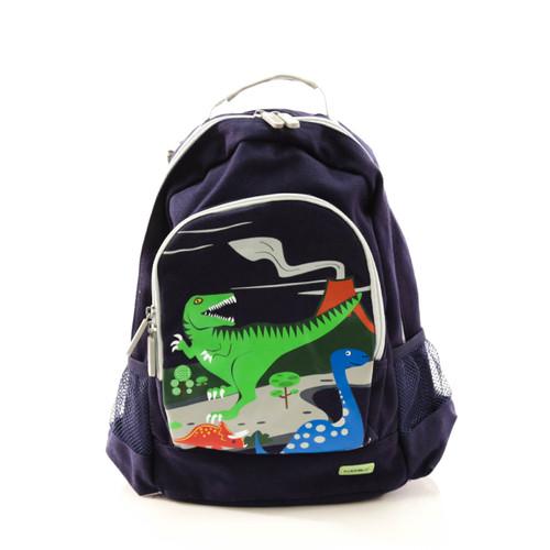 Bobble Art Dinosaur Canvas Backpack
