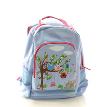 Bobble Art Woodland Canvas Backpack