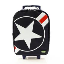 Bobble Art Stars & Stripes Wheeled Suitcase