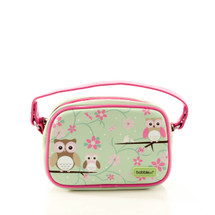 Bobble Art Owl Small Purse