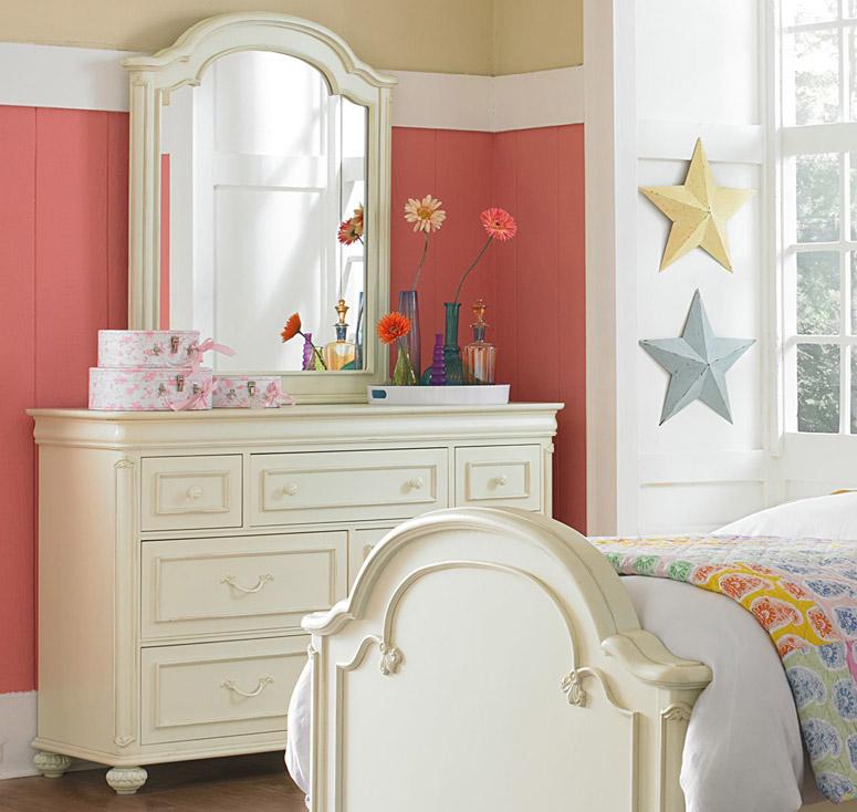 Charlotte Collection Dresser Accessories