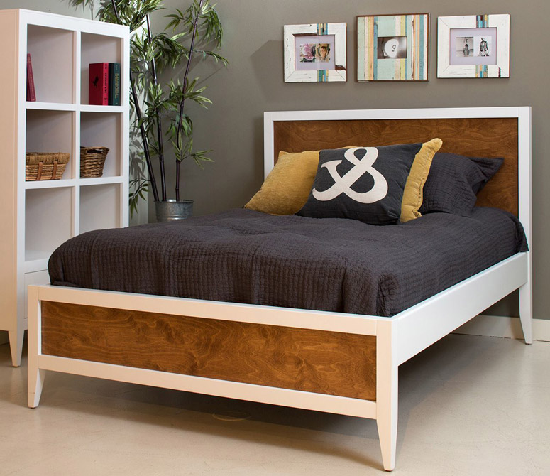 basic bedroom furniture. The Basic Devon Bed Includes Inset Panels On Both Ends, Which You Can Choose To Appear Understated, With Your Choice Of Stain Or Neutral Color Pop Bedroom Furniture R