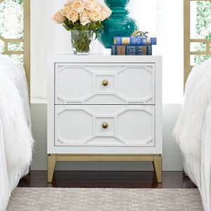 girls nightstands - country willow kids & baby Decorative Nightstands