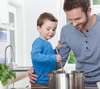 The premium water filter in the AquaRange with added protection for all the family.