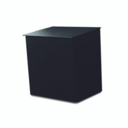 Outside Frost Cabinet Black