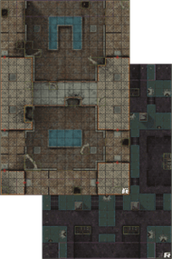 Map Pack 6: Sewer/Courtyard