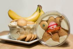 Cheesecake Ba-Nana's Pudding