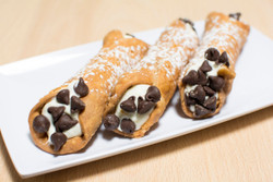 Cheesecake Cannoli