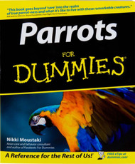 Cover of the book: Parrots for Dummies
