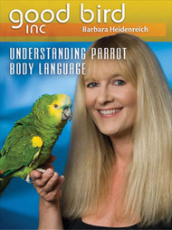 Cover of the book: DVD - Understanding Parrot Body Language