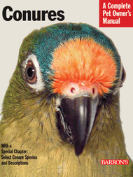 Cover of the book: ACPOM - Conures
