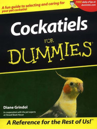 Cover of the book: Cockatiels For Dummies
