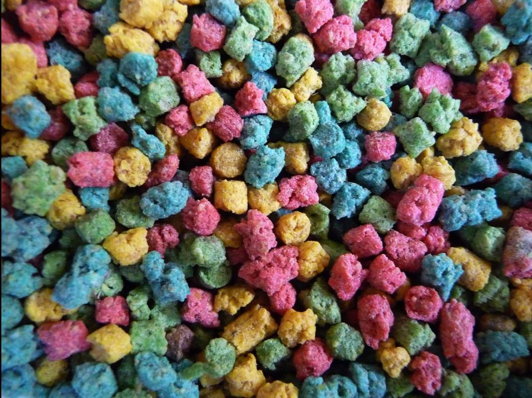 Nutriblend Small Pellets
