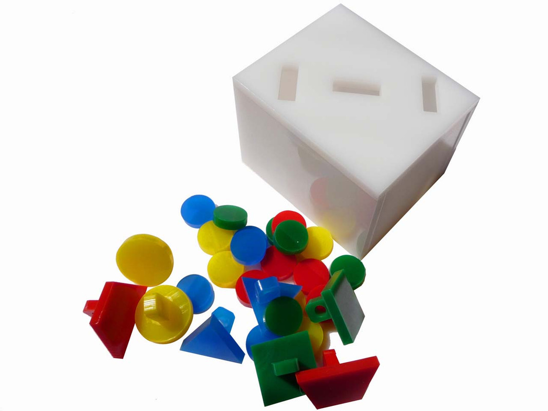 Teach Box and Bank