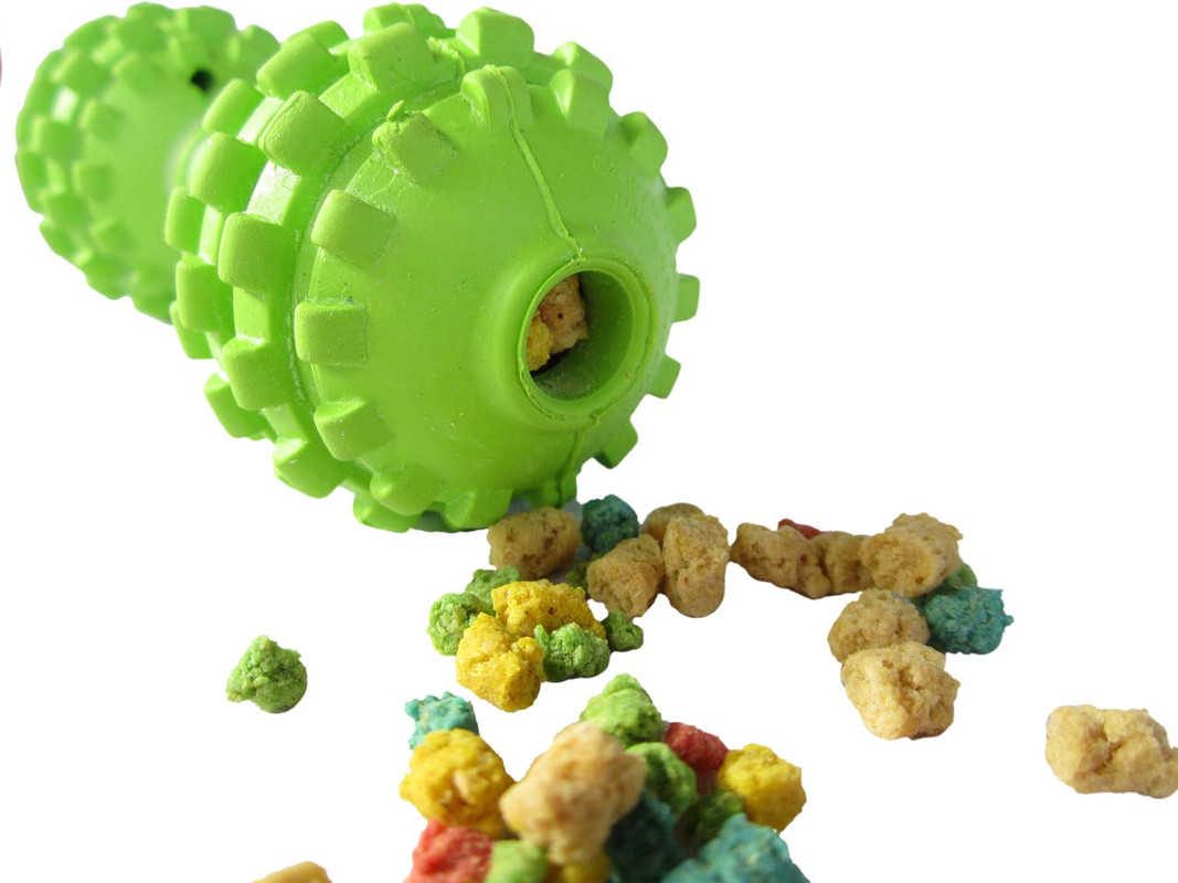 The Chompion foraging toy