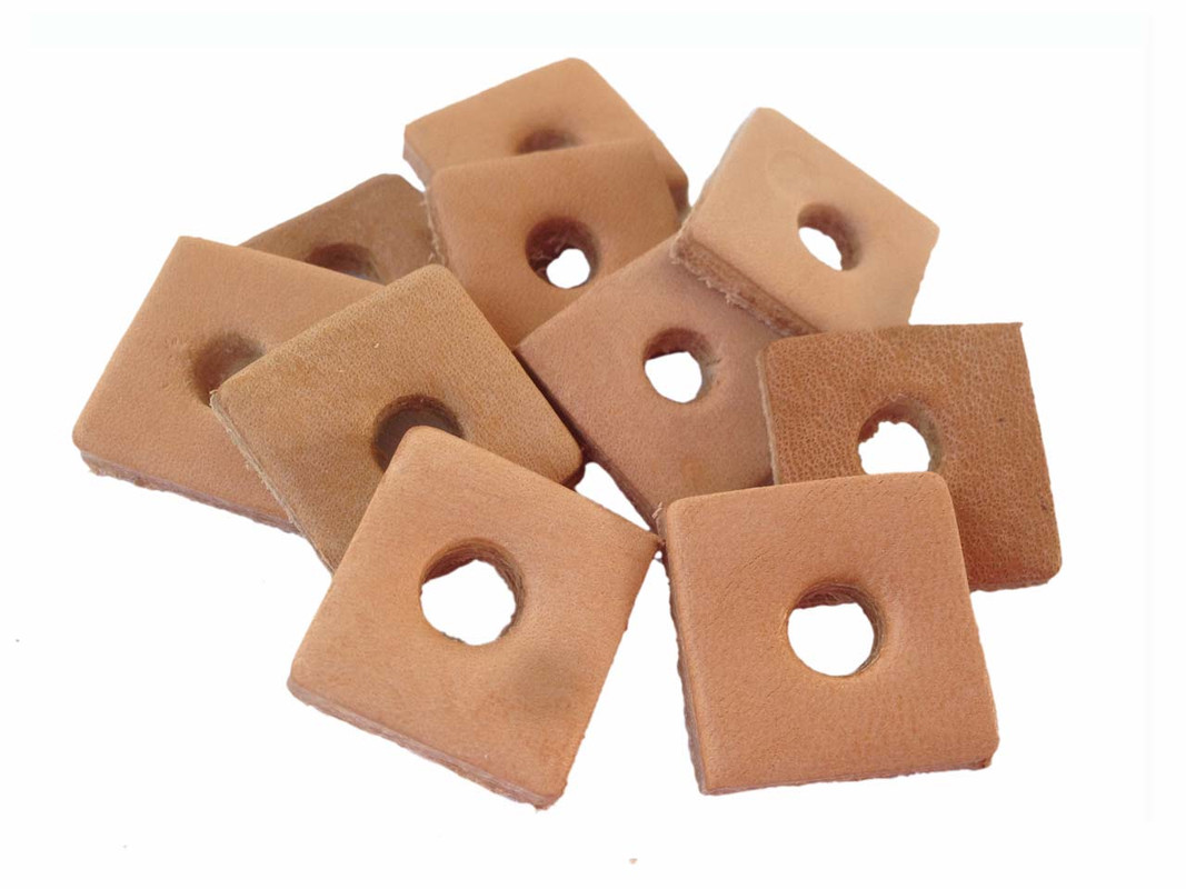 Leather Squares