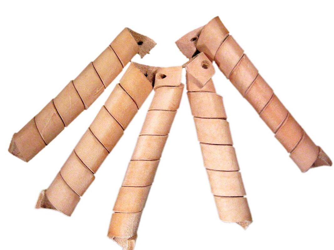 Leather Twists