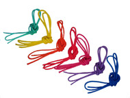 All six colours of Poly Rope shown together