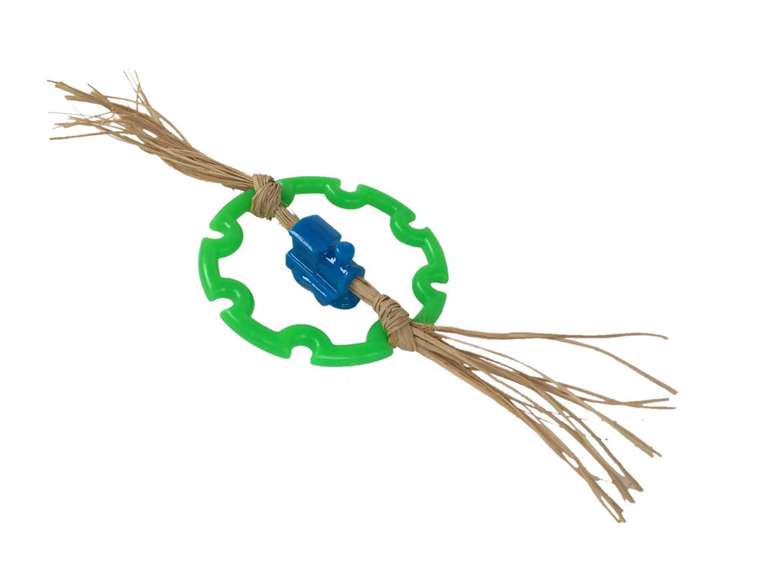 The Nursery Circuit foot toy.