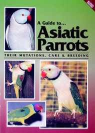 Cover of the book: ABK Asiatic Parrots