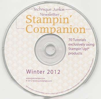 CD SC: Stampin' Companion CD