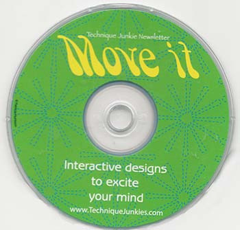 CD MI - Move It CD