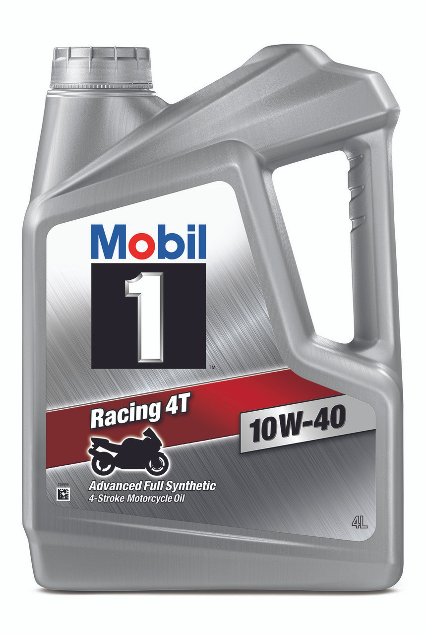 mobil 1 racing 4t 10w 40 4l allied lubricants. Black Bedroom Furniture Sets. Home Design Ideas