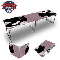 Cowgirl #2 8ft Tailgate Table