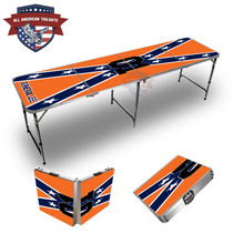 General Lee 8ft Tailgate Tables