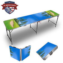 Golf Bunker 8ft Tailgate Table