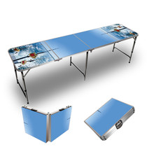 Gone Fishing 8ft Tailgate Table