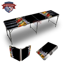 Martini 8ft Tailgate Table
