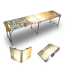 Sunset Beach 8ft Tailgate Table