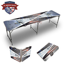 US Navy Battle Group 8ft Tailgate Table