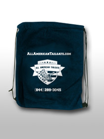 All American Tailgate Cornhole Bag Carrier (Drawstring Bag)