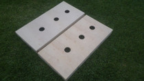 Unfinished Washer Toss Boards
