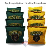 8 Baylor University Cornhole Bags