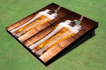 Pilsner Custom Cornhole Board