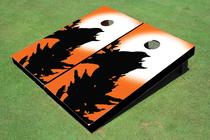 Raven Custom Cornhole Board