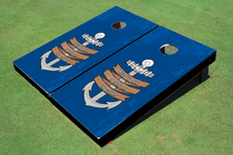 Keep Your Ship Together Cornhole Board Set