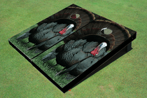 Turkey Custom Cornhole Board