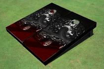 Camaro Black Custom Cornhole Board