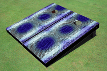 Dragon Scale #1 Custom Cornhole Board